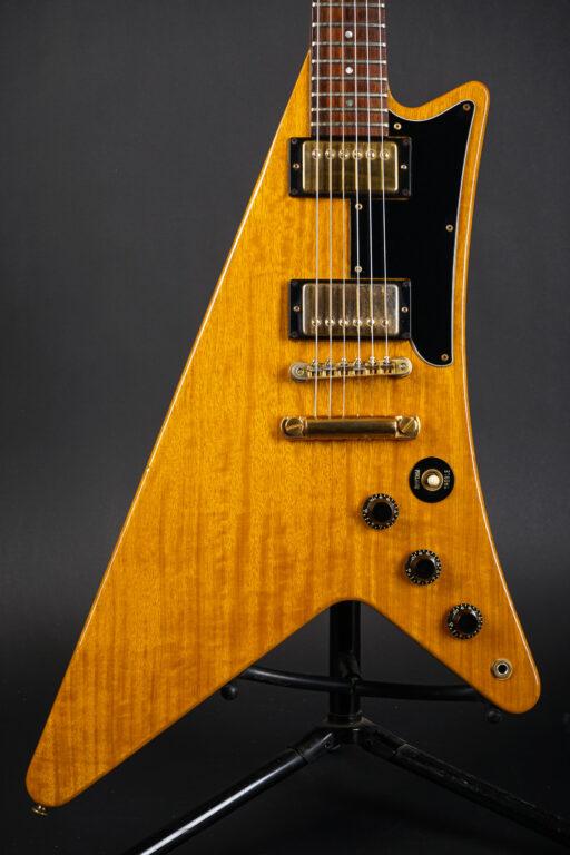 1982 Gibson Moderne Korina - Natural ...clean