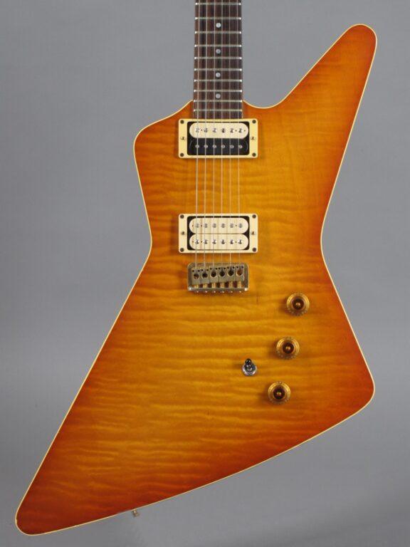 1983 Hamer Blitz FMT - Sunburst