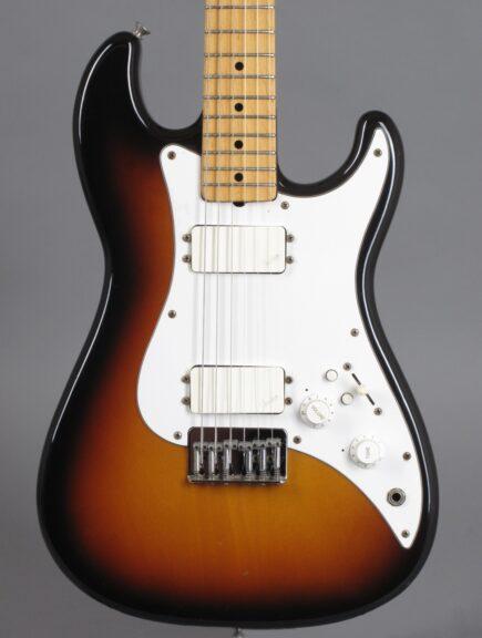 1984 Fender Squier Bullet H2 - Sunburst