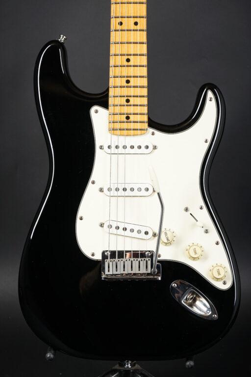 1987 Fender American Standard Stratocaster - Black