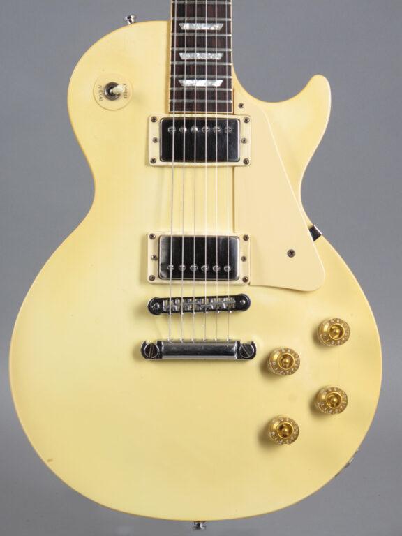 1985 Gibson Les Paul Standard - White