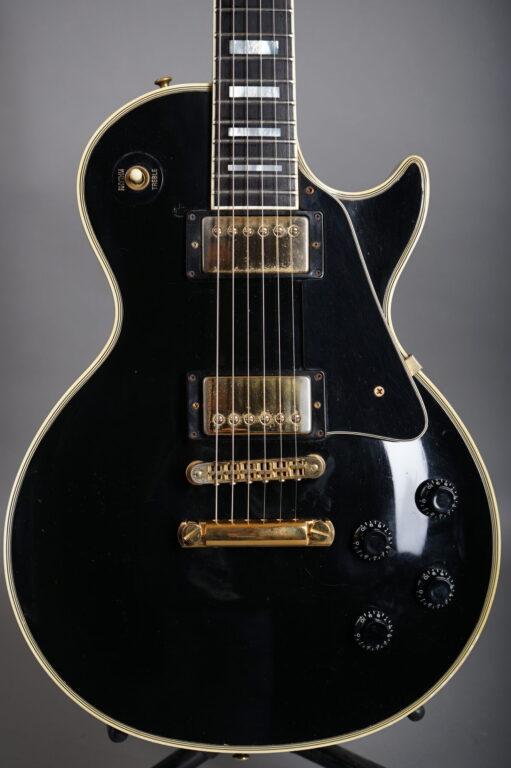 1987 Gibson Les Paul Custom - Ebony