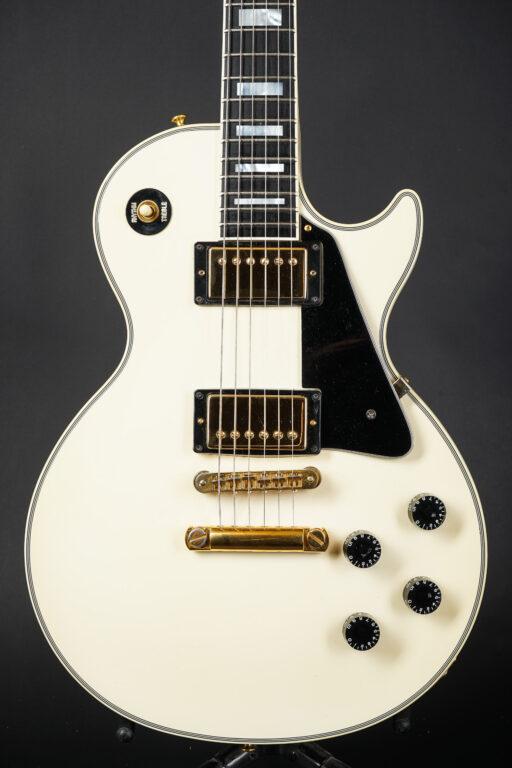 1987 Gibson Les Paul Custom - Polaris White