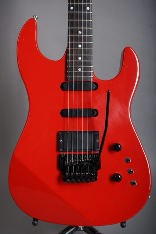 1987 Gibson WCR - Red