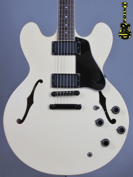 1988 Gibson ES-335 SC - White / Showcase Edition ...limited 1 of 200!