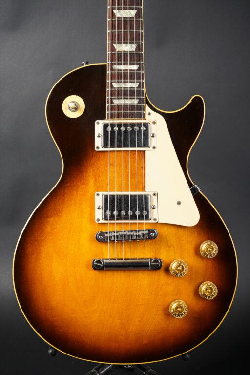 1989 Gibson Les Paul Standard - Tobacco Sunburst