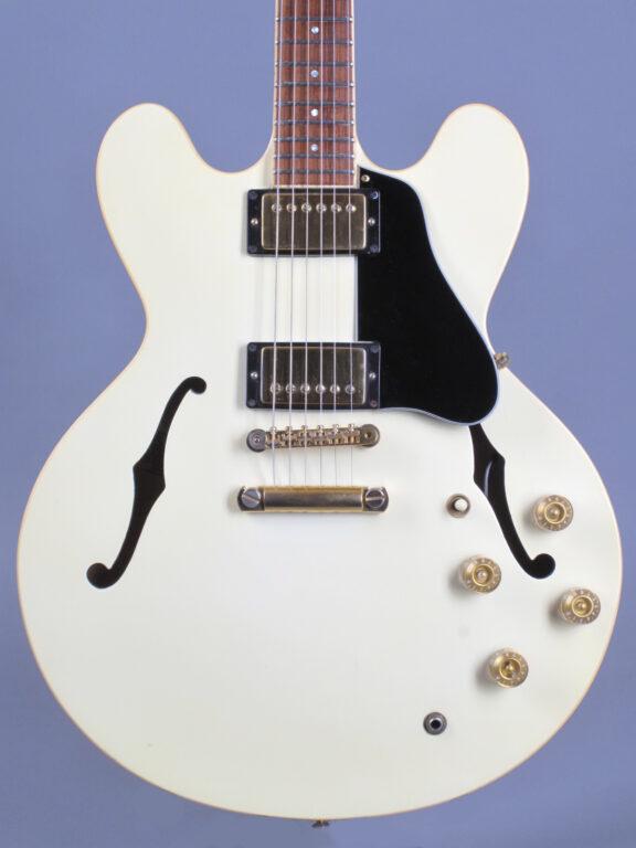 1991 Gibson ES-335 TD - White