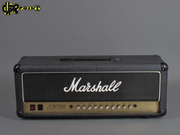 1991 Marshall JCM900 50 Watt HiGain Dual Reverb - 4500