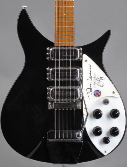 1991 Rickenbacker 325JL John Lennon - Jetglo