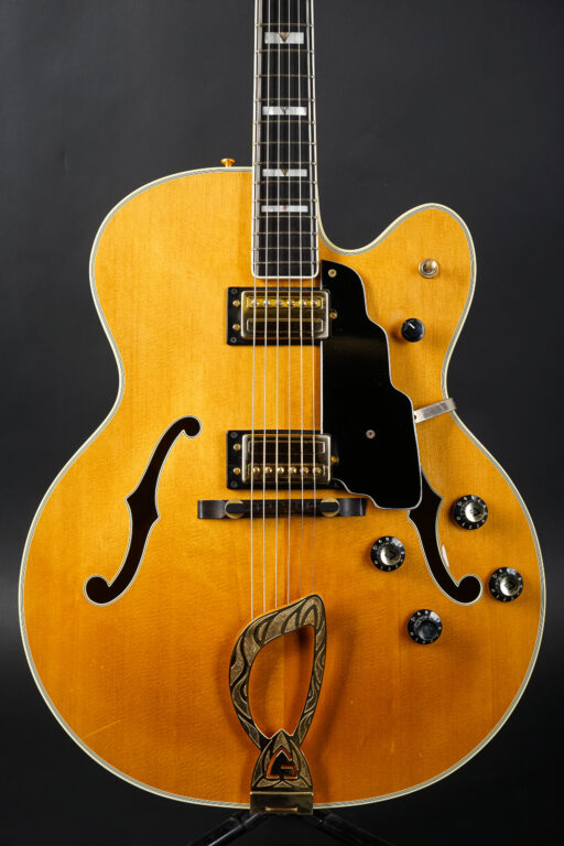 1992 Guild X-500 Archtop - Natural