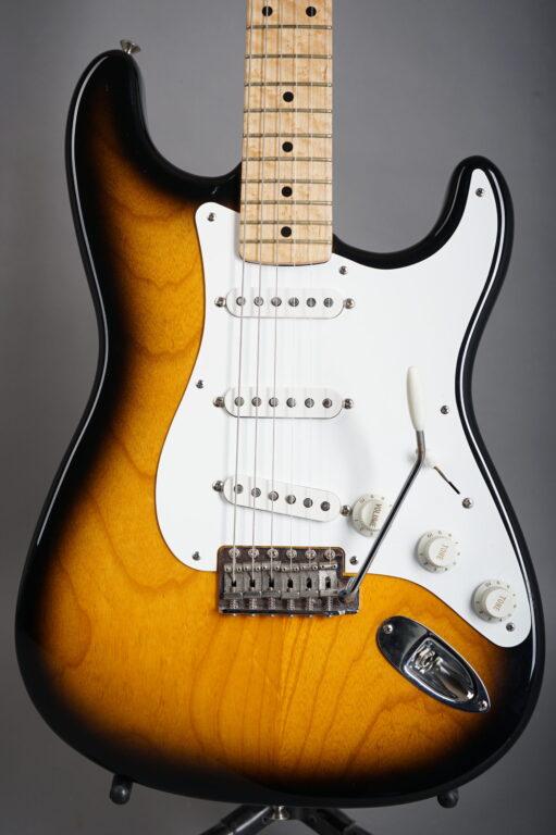 1996 Fender Custom Shop 1954 Stratocaster Reissue - Sunburst