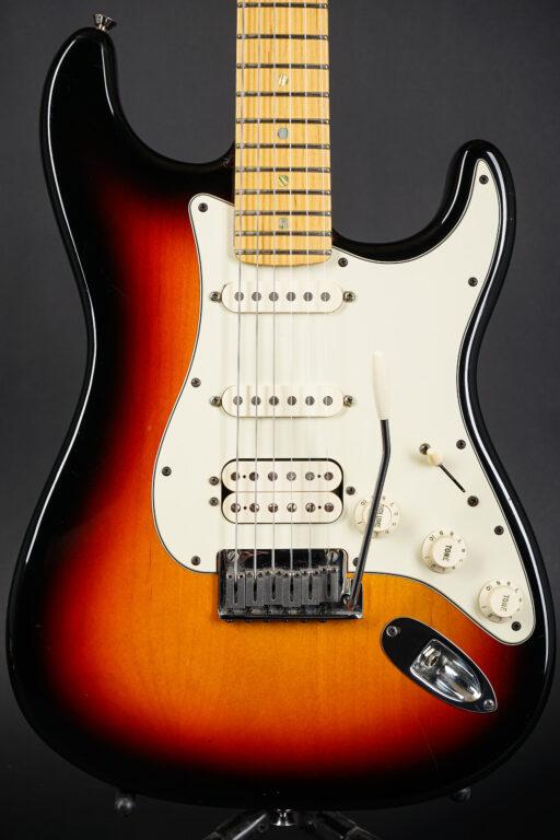 2004 Fender Stratocaster HSS - Sunburst