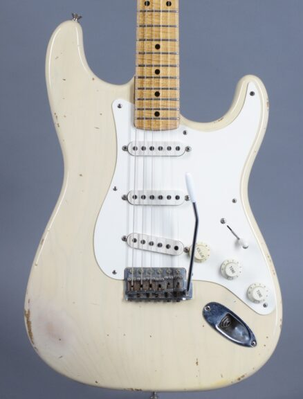 1997 Fender Custom Shop Cunetto / Cruz 1956 Stratocaster - Blond