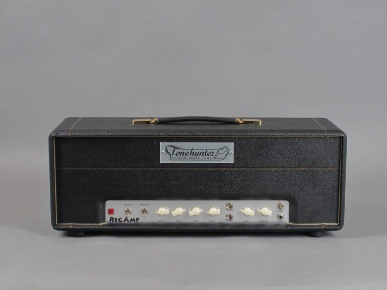 2000s Tonehunter - Rec Amp