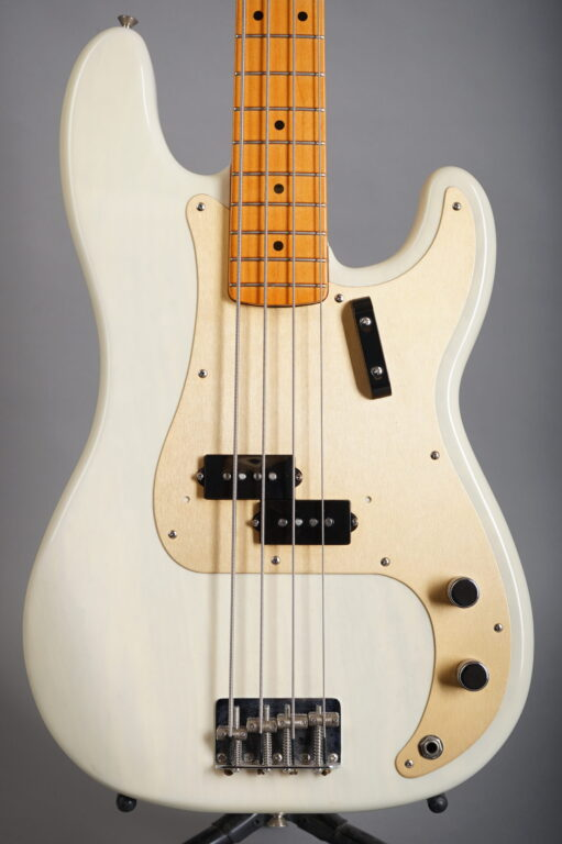 2001 Fender American Vintage 1957 Precision Bass - Blond