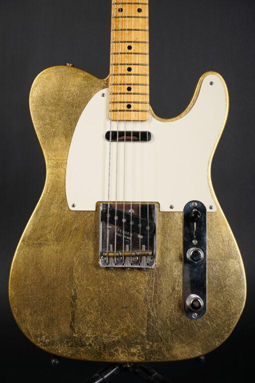 2003 Fender Custom Shop Gold Leaf Telecaster 8 of 10