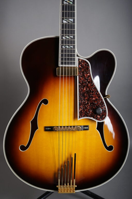 2003 Gibson Custom Shop Le Grand - Sunburst
