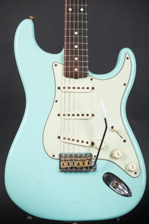 2006 Fender Custom Shop 1959 Stratocaster Relic - Daphne Blue