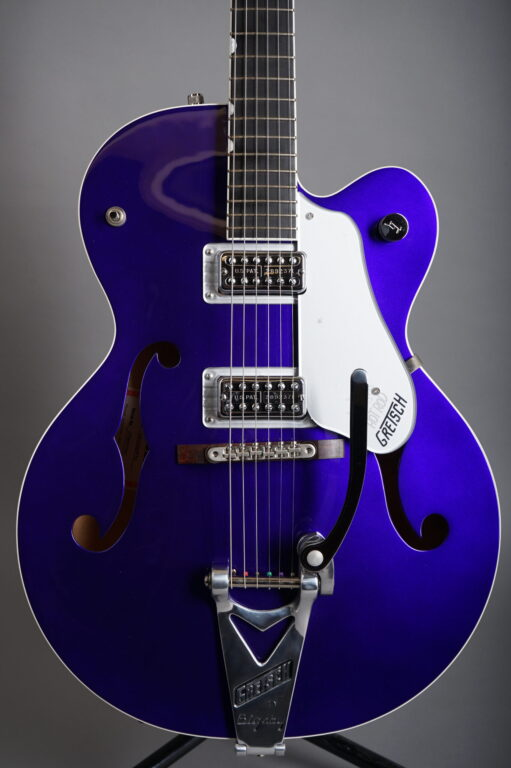 2006 Gretsch Brian Setzer Hot Rod 6120SHPTV - Purple