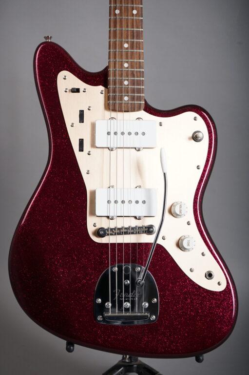 2007 Fender J Mascis Jazzmaster - Purple Flake Metallic