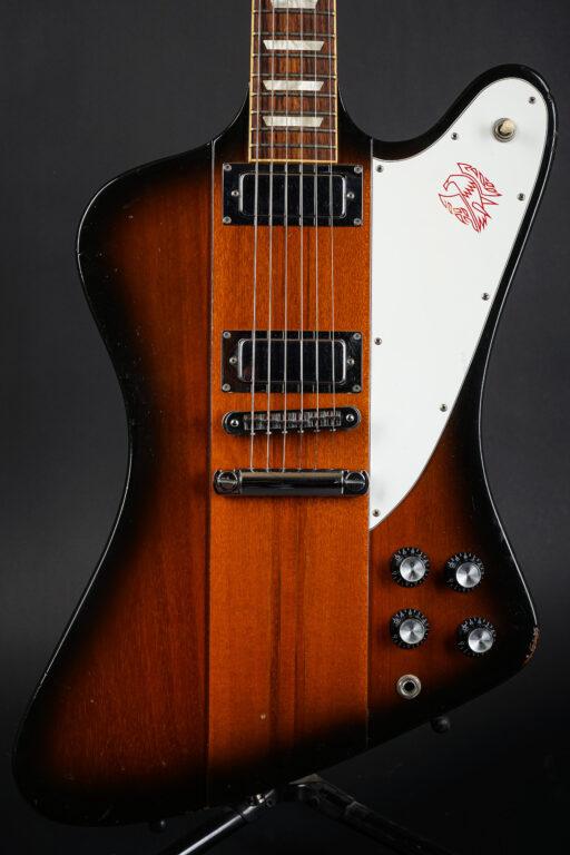 2007 Gibson Firebird - Sunburst