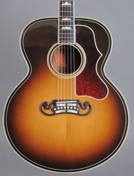 2008 Gibson SJ-200 Custom Shop Western Classic - Sunburst