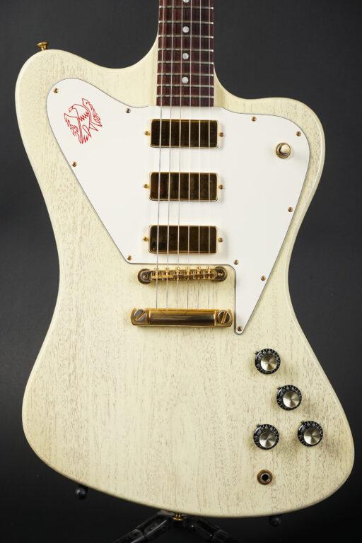 2009 Gibson Custom Shop Firebird Non-reverse - TV White