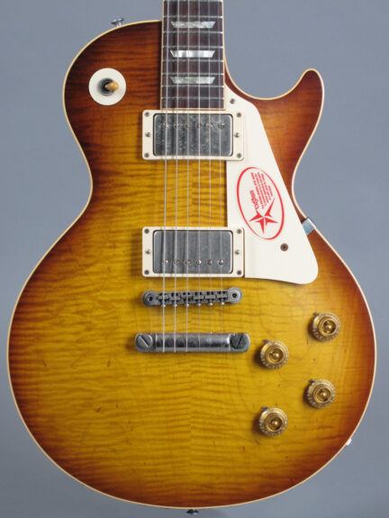 2009 Gibson Les Paul Pearly Gates VOS - #251 of 250