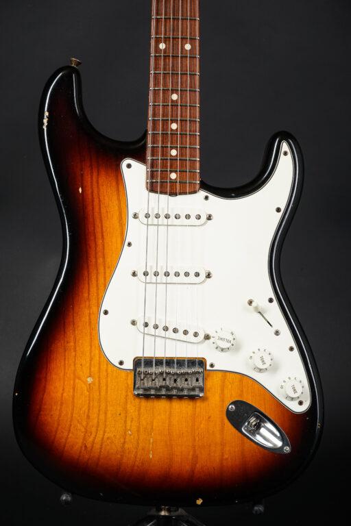2010 Fender Dennis Galuszka Masterbuilt 1960 Hardtail Stratocaster Relic