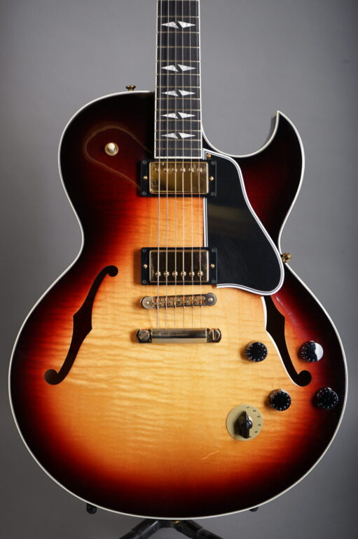 2010 Gibson Custom Shop ES-137 Custom Firgured - Sunburst