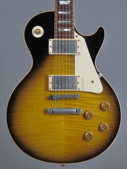2010 Gibson Les Paul 1960 50th Anniversary Version 1 - Tobacco Burst