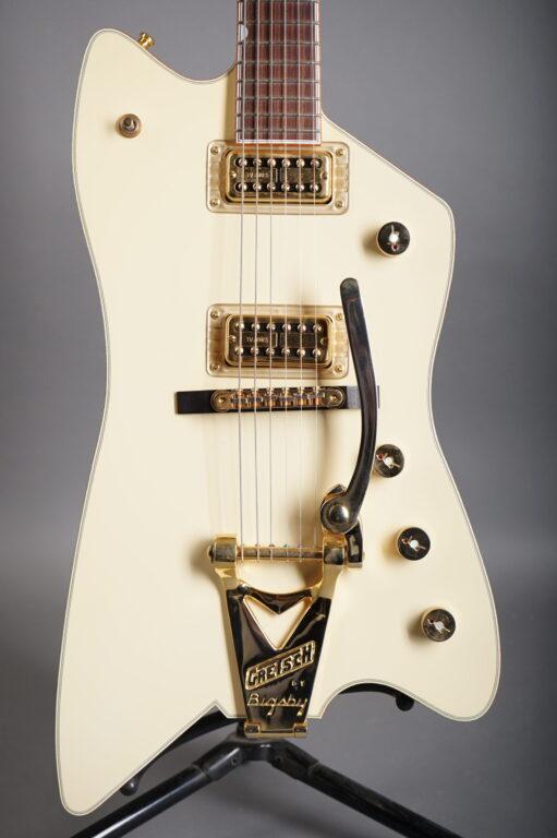 2011 Gretsch G6199 Billy Bo Jupiter/Thunderbird White Penguin