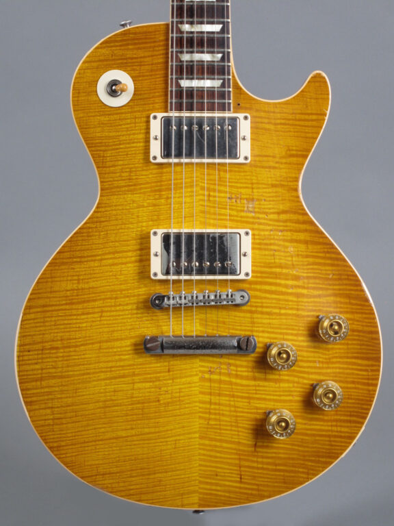2012 Gibson 1959 Les Paul Kossoff Standard - Tom Murphy Aged