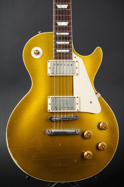 2014 Gibson Les Paul 1957 Goldtop Reissue Aged