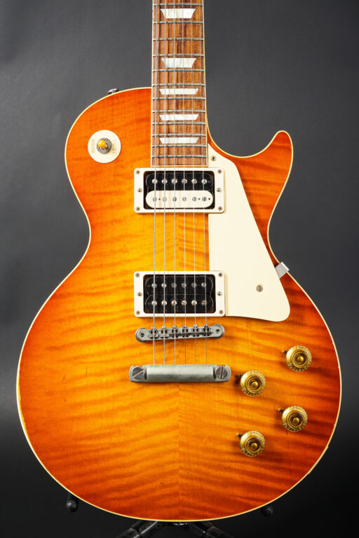 2015 Gibson Les Paul 1959 Aged True Historic Select Special Run - BOTB P90