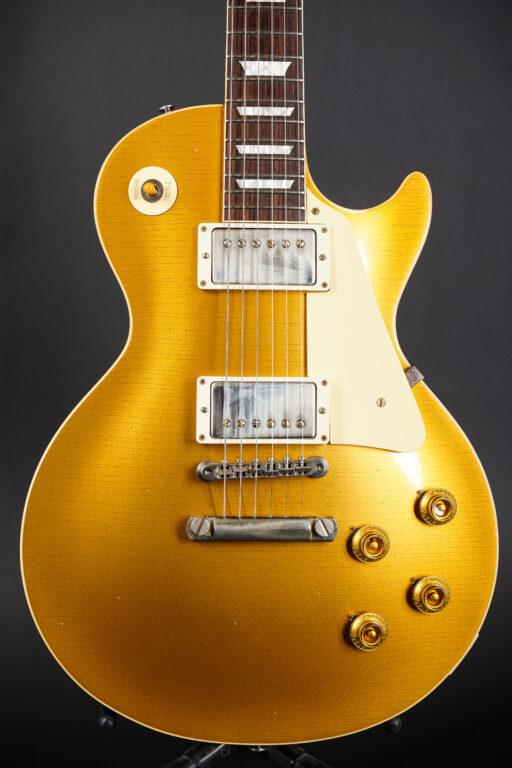 2018 Gibson 1957 Les Paul Standard Goldtop Reissue - Aged ...3,8Kg
