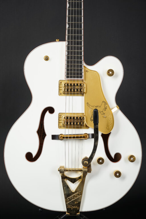 2018 Gretsch G6136T White Falcon Player's Edition