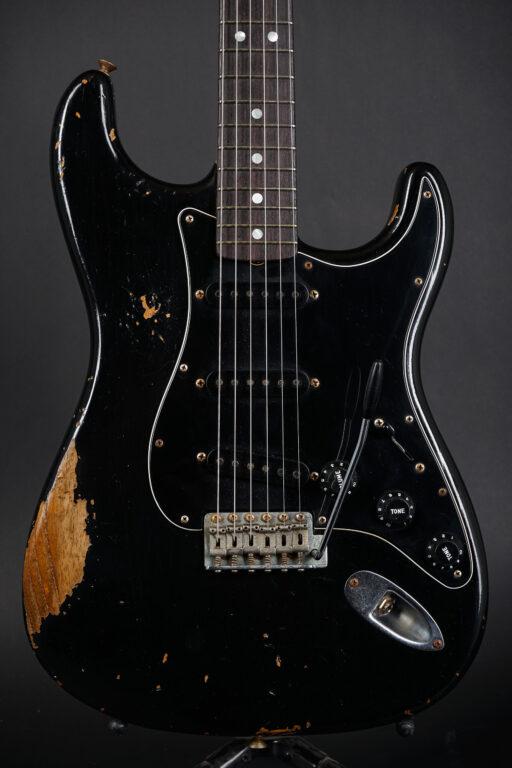 2021 Fender Carlos Lopez Masterbuilt 1967 Stratocaster - Black