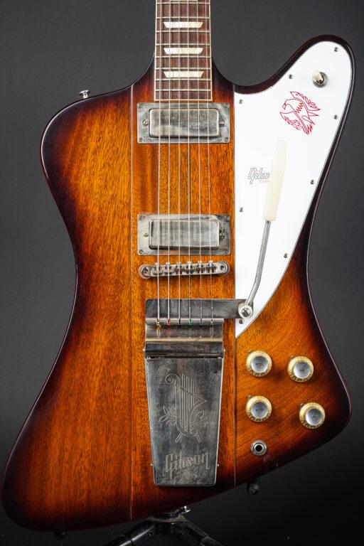 Gibson Custom Shop 1963 Firebird V Reissue - Sunburst