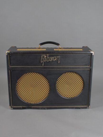 Gibson Super Goldtone GA-30RV - Black