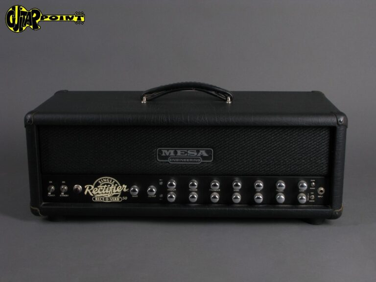 Mesa Boogie Rect-o-Verb Single Rectifier - 50 Watt