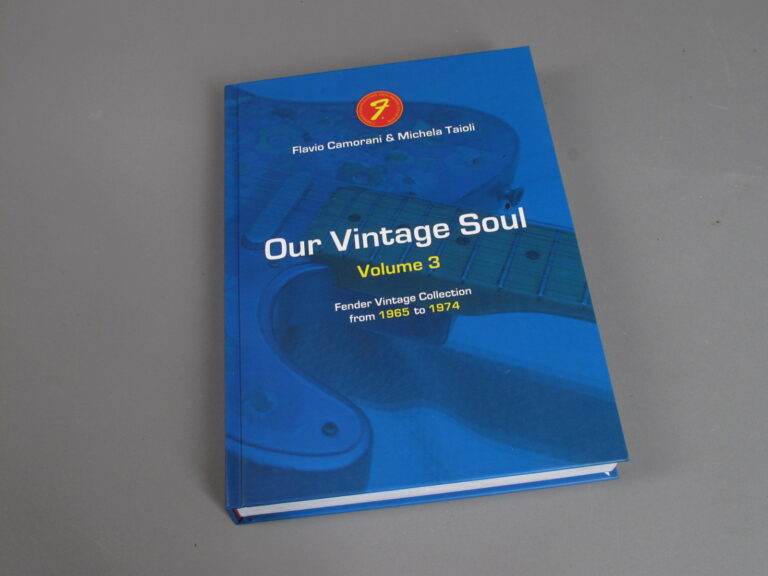 Our Vintage Soul 3 by Flavio Camorani & Michela Taioli