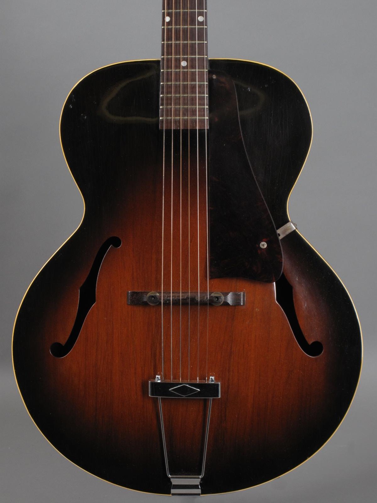 1951 Gibson L-48 - Sunburst