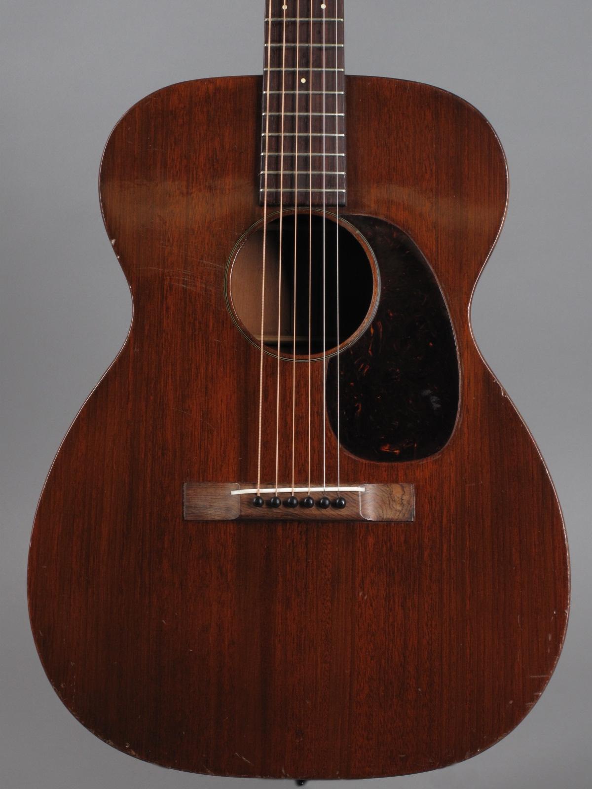 1951 Martin 00-17 - Natural
