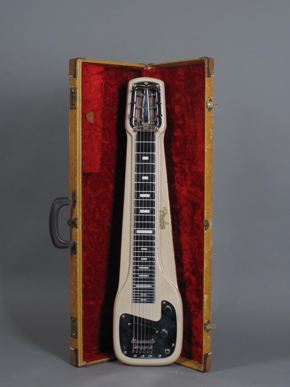 1957 Fender Champ Lap Steel - Desert Sand