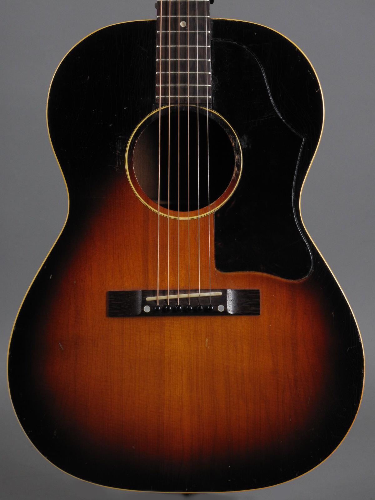 1958 Gibson LG-1 - Sunburst