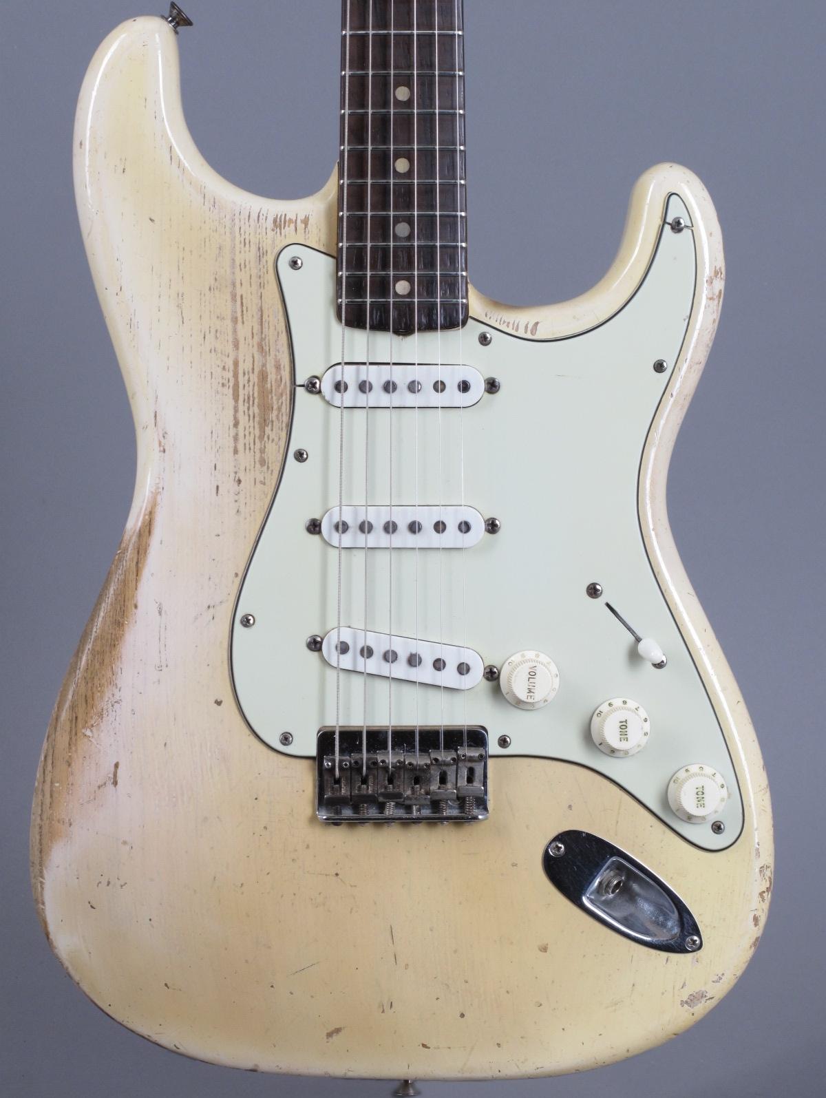 1959 Fender Stratocaster - Blond