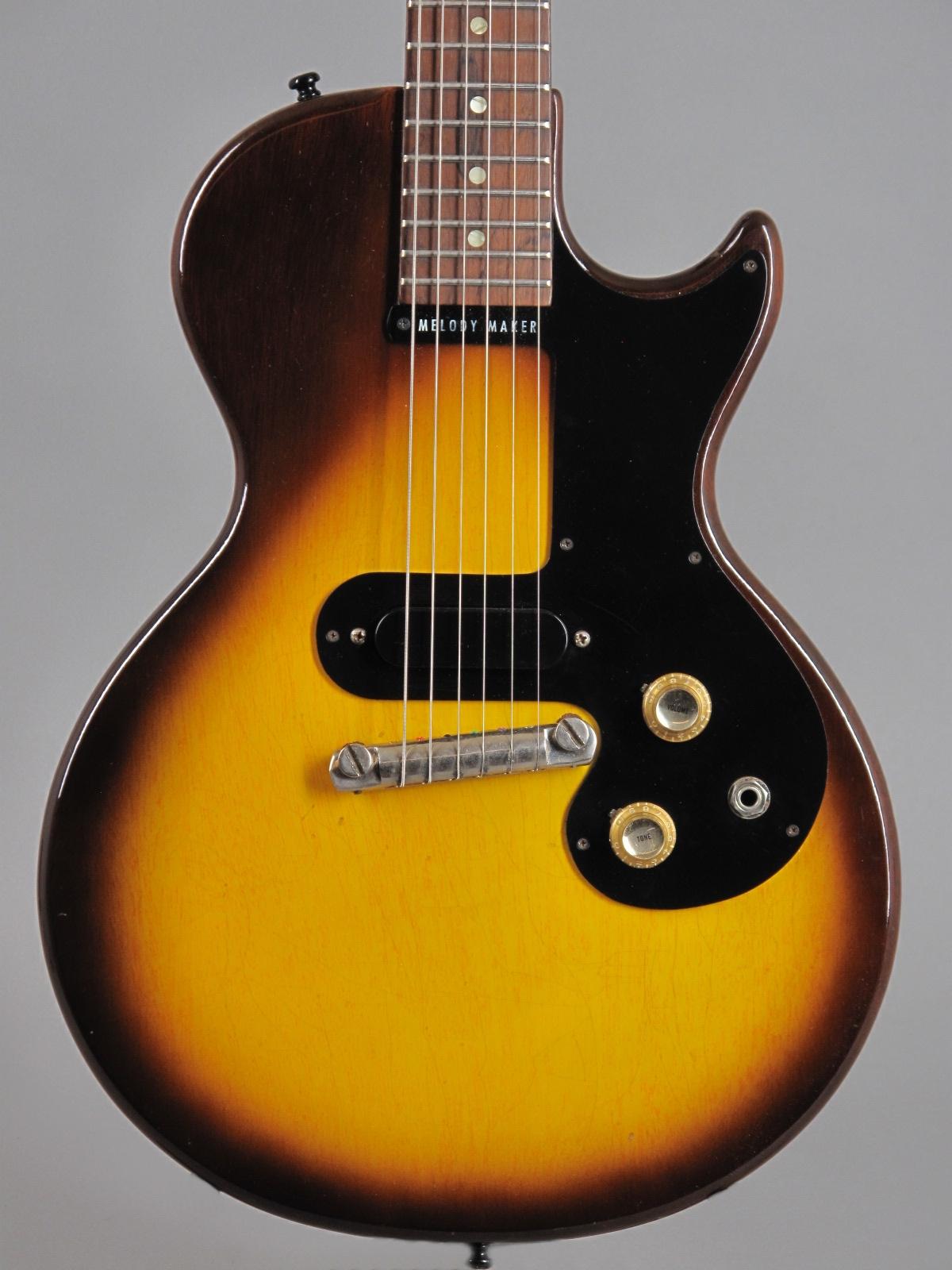 1960 Gibson Melody Maker - Sunburst