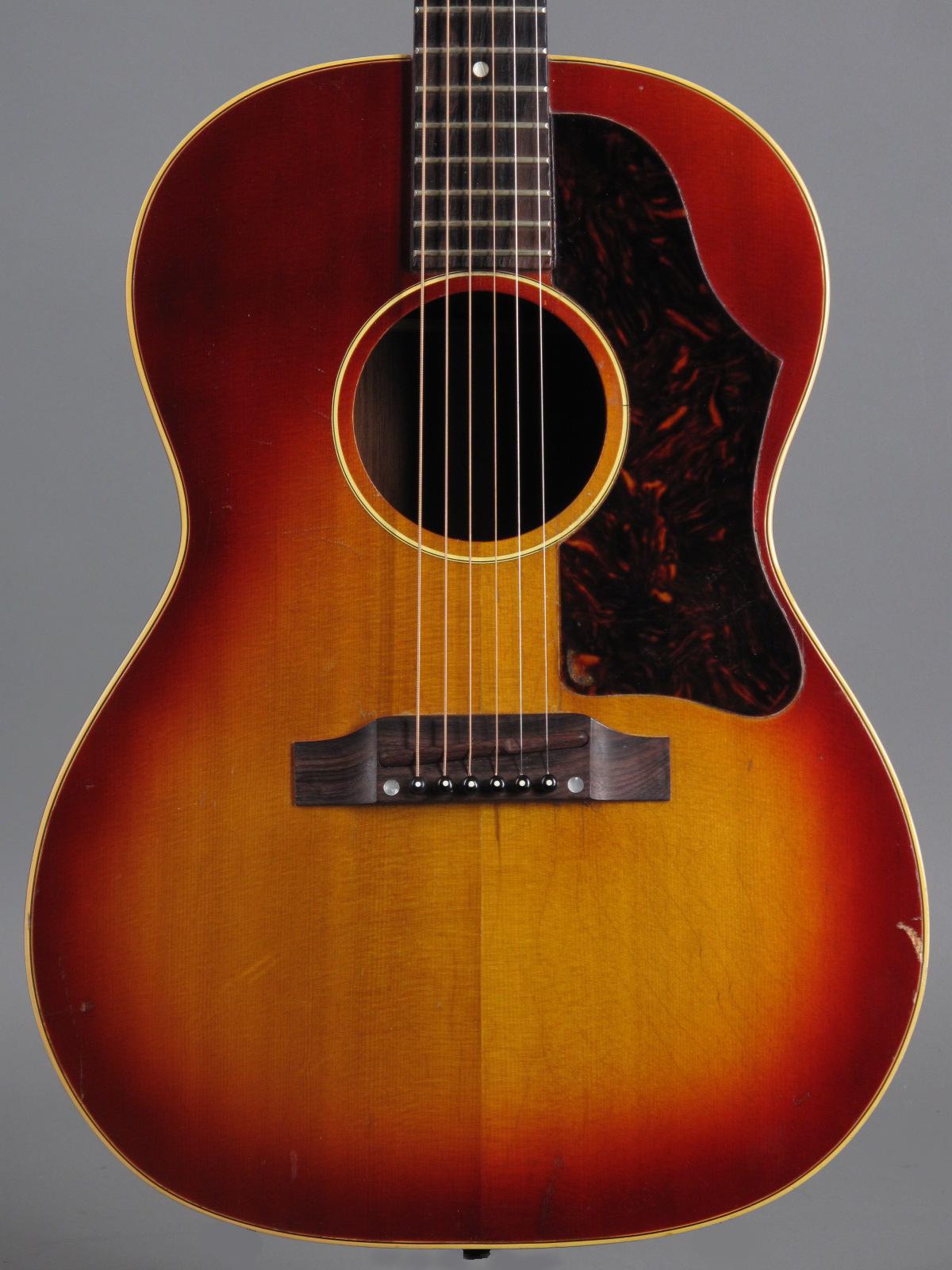 1963 Gibson B-25 - Sunburst