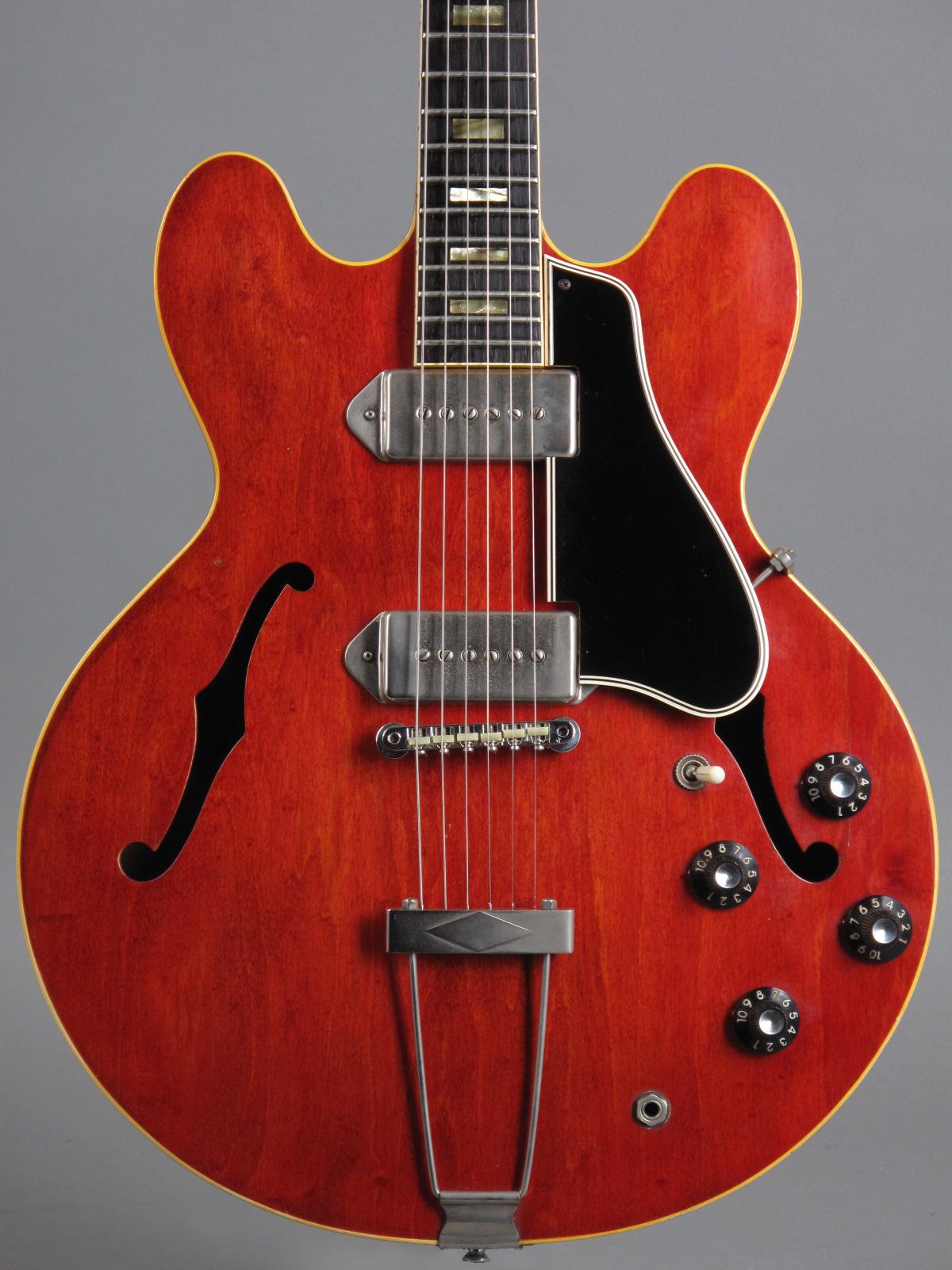 1963 Gibson ES-330 TDC - Cherry